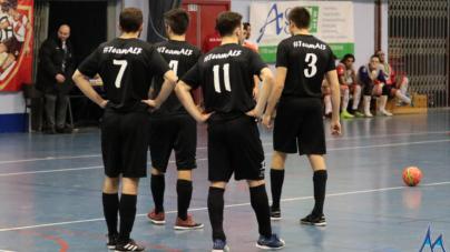 Anthony Greco (ALF Futsal) : «Tout faire pour offrir la victoire contre Martel à nos supporters»