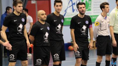 Le FC Chavanoz fait tomber ALF Futsal