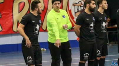 Guillaume Bournat (ALF Futsal) : «CHAVANOZ, MARTEL et PONT DE CLAIX sont les favoris à la montée»