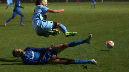 Les photos de la qualification des U19 du FC Echirolles