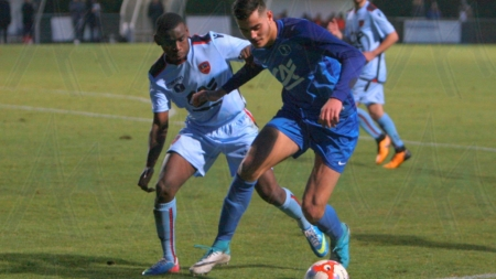 Rodwan Hosni (U19 FC Échirolles) : «Qualification méritée !»