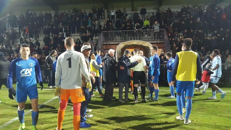 L'exploit des U19 du FC Échirolles  en Gambardella !