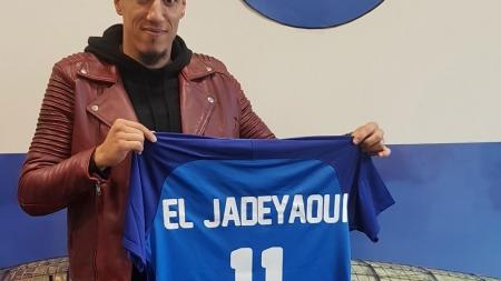 Le GF38 annonce la signature de Alharbi El Jadeyaoui
