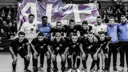 Anthony Gallay (vice-président ALF Futsal) : « Nos trois équipes peuvent accrocher un podium, un régal ! »