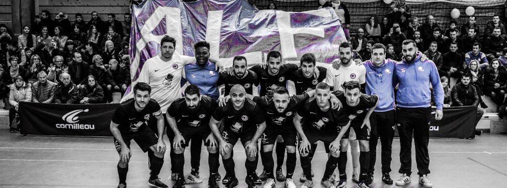 ALF – Toulon Elite Futsal : le résumé vidéo