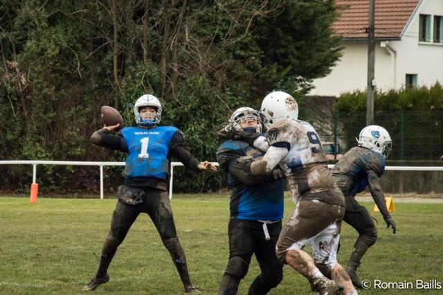 D3 – Les Diables Bleus de Grenoble sont restés muets