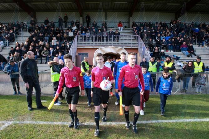 Un match à rejouer pour le FC Echirolles