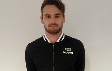 Hugo Nys (Grenoble Tennis) : «Prendre un maximum de points»