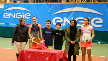 Quel spectacle pour la finale de l'Engie Open de l'Isère !