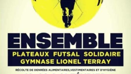 Futsal : plateaux solidaires au gymnase Lionel Terray d'Echirolles cette semaine