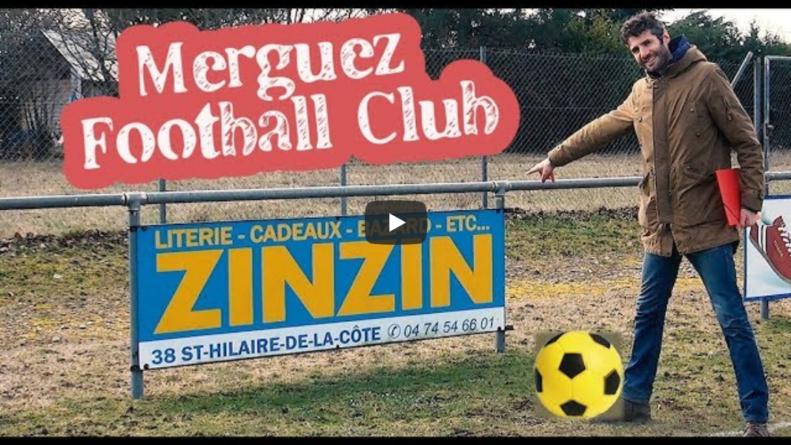 #Vidéo Le Merguez Football Club : du foot, des merguez et Renaud Marquot
