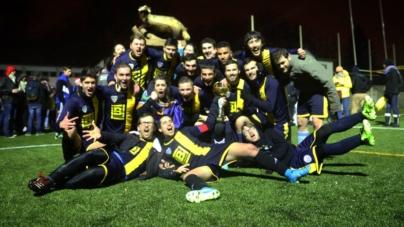 Grenoble, champion de foot des écoles de journalisme
