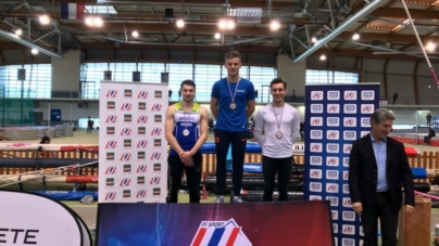 Thibaut Collet champion de France Universitaire !