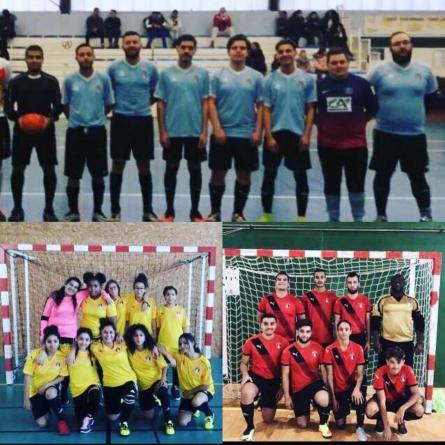 Grand chelem pour les équipes de Vie et Partage Futsal