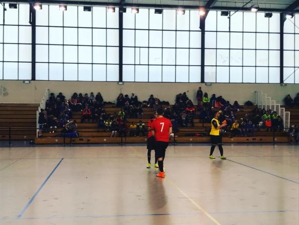 L'exploit de Vie et Partage en coupe LAURA Futsal