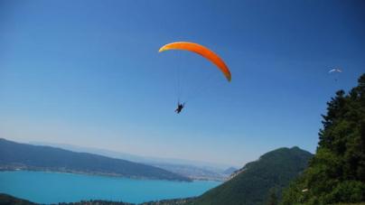 Vol en parapente : quand la première aventure devient un beau cadeau