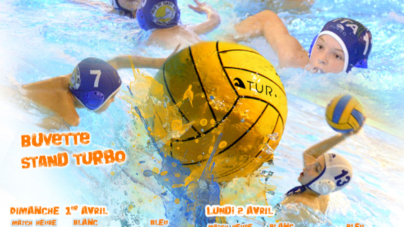 3ème TOURNOI INTERNATIONAL U12 du Pont-de-Claix GUC Water-Polo