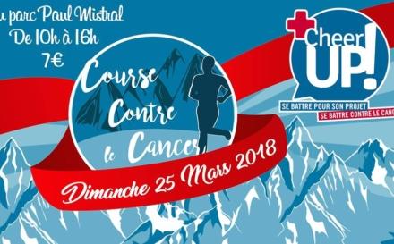Course Contre le Cancer à Grenoble ce dimanche 25 mars