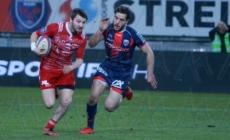 FC Grenoble : le XV de départ contre Carcassonne