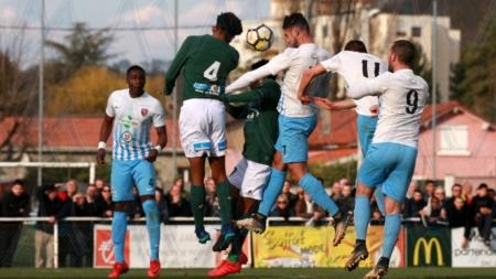 Le FC Bourgoin-Jallieu n'avance plus