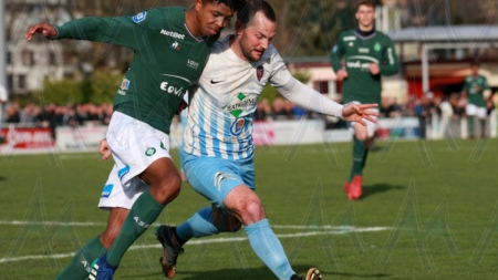 FC Bourgoin-Jallieu – AS Saint-Etienne B en images