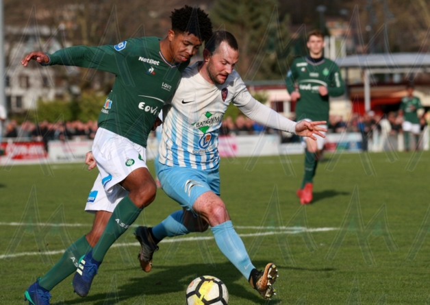 FC Bourgoin-Jallieu – AS Saint-Etienne B en images