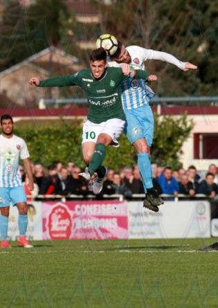 Le FC Bourgoin-Jallieu prend la tête !