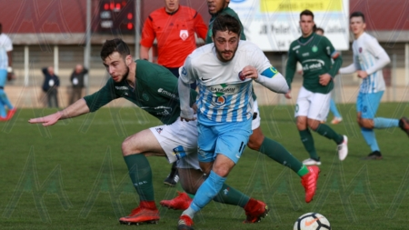 Nouvelle désillusion pour le FC Bourgoin-Jallieu
