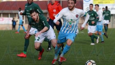 FC Bourgoin-Jallieu : un match à gagner