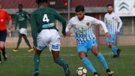 Le FC Bourgoin-Jallieu continue d'avancer !