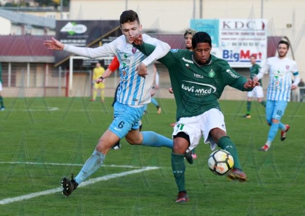 Le FC Bourgoin-Jallieu reste le patron