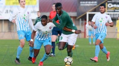 Un match amical contre Chasselay pour le FC Bourgoin-Jallieu