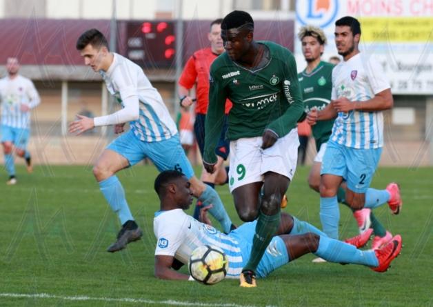 Le FC Bourgoin-Jallieu sorti par Bressans (R3) en coupe de France !
