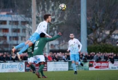 Pas de montée en N2 pour le FC Bourgoin-Jallieu