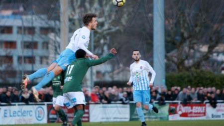 FC Bourgoin-Jallieu – CS Volvic : le résumé vidéo