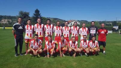 Damien Ferreira (la Côte Saint-André) : «Présents dans le jeu et l'état d'esprit»