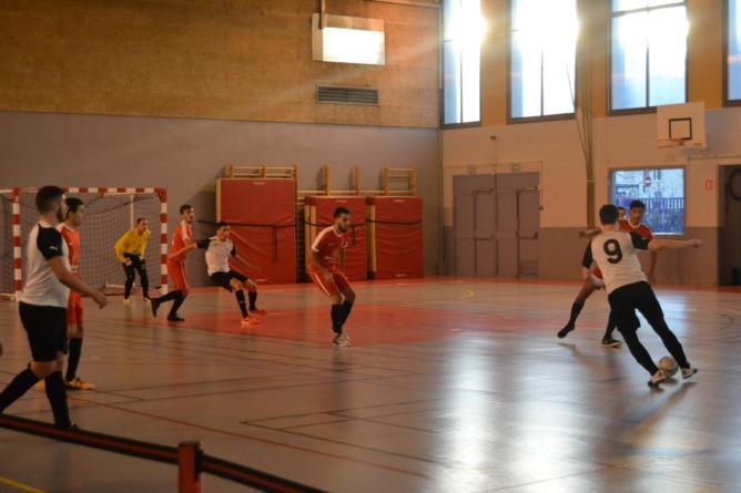 Futsal – Annecy fait trembler le leader Condrieu