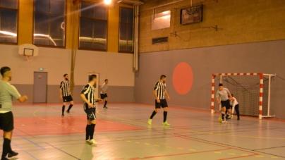 Futsal : Annecy fait tomber le leader, l'AS Odyssée