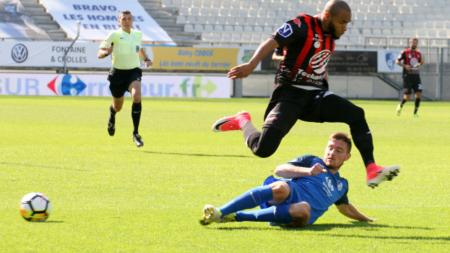 Le GF38 un pied en Ligue 2