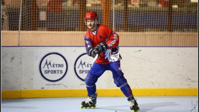 Yeti's Grenoble : belle remontée mais défaite face à Rethel
