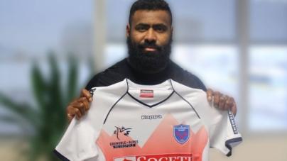 Ropate Rinakama (FCG) participera à la tournée de juin des Fidji