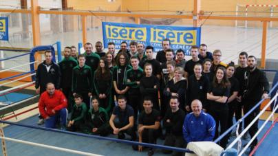 Championnat par équipes mixte de Savate Boxe française