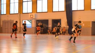 Les équipes du Futsal Lac d'Annecy brillent à domicile