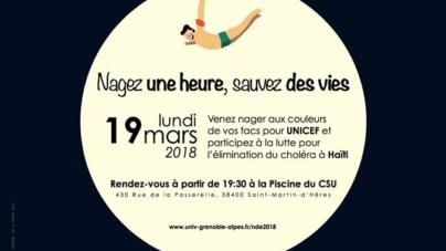 11ème Nuit de L'Eau : A vos plongeoirs pour aider les enfants d'Haïti