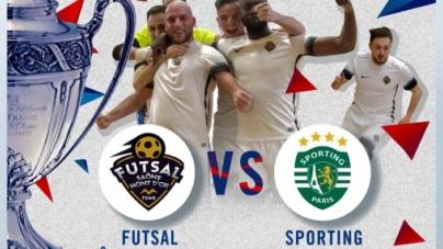 Le Futsal Saône Mont d'Or veut continuer à écrire son histoire