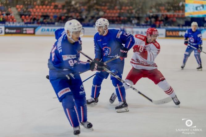 Première victoire pour la France face au Danemark
