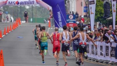 World Triathlon Séries – Coninx et Bergère placés, Viain malheureux