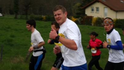 Un record du monde pour Andrew Farley !