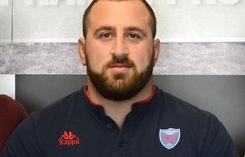 Beka Gigashvili retenu avec la Géorgie