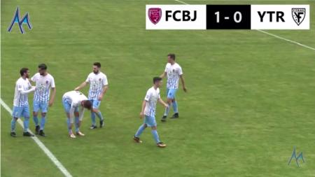 FC Bourgoin-Jallieu – Ytrac : le résumé vidéo
